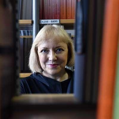 Dr. Renata Salecl pravi, da Slovenci že dolgo nismo imeli  stranke, ki bi delovala dosledno. Foto: Žiga Živulović jr./BOBO