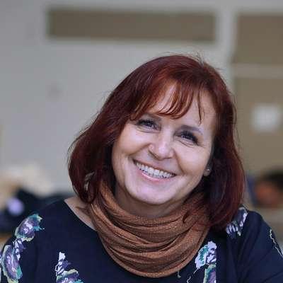 Valerija Bužan je svoje življenje posvetila ljudem s posebnimi  potrebami, a obenem si vzame čas za hobije, med katerimi so  potapljanje in tek. Foto: Zdravko Primožič/FPA