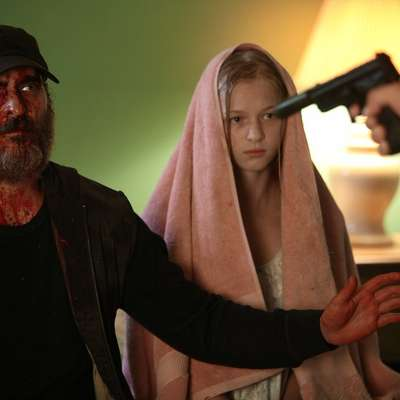 Joaquin Phoenix je v filmu Nikoli zares tukaj ustvaril še eno  izjemno vlogo.