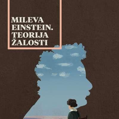 Slavenka  Drakulić:   $@ Mileva Einstein.  Teorija žalosti  prevedel Mišo  Renko, Beletrina,  208 strani, cena 10 evrov