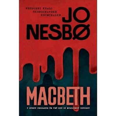 Jo Nesbø: $@  Macbeth, prevedla Maja  Lihtenvalner in  Primož Ponikvar,  Didakta,  526 strani,  cena 17,99 evra