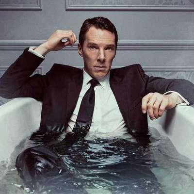Benedict Cumberbatch tokrat blesti v vlogi travmatiziranega  odvisnika od drog in alkohola.