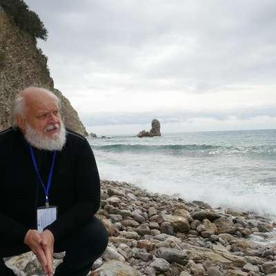Prof. dr. Lovrenc Lipej,   morski biolog Foto: Borut Mavrič