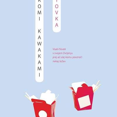 Hiromi  Kawakami:  $@  Aktovka,  prevedel Iztok  Ilc, Mladinska  knjiga,   216 strani,   cena 27,99evra $@