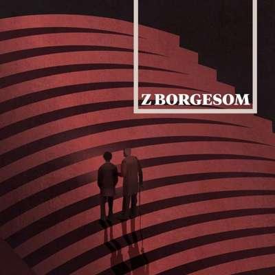 Alberto  Manguel: $@  Z Borgesom,   prevedla  Janina Kos,  Beletrina,   65 strani,  cena 10 evrov