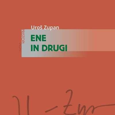 Uroš Zupan:  $@  Ene in drugi,  LUD Literatura,  140 strani,  cena 19 evrov.