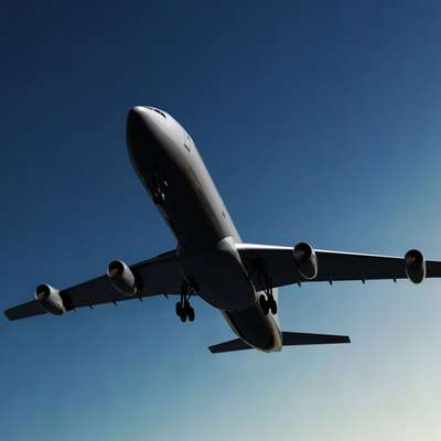 Irske oblasti preiskujejo nenavadne svetle leteče predmete, ki so jih opazili piloti