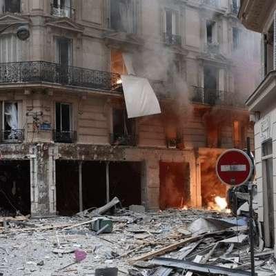 Požar je po eksploziji okoli 9. ure izbruhnil v pekarni v ulici Trevise,  ki se nahaja v devetem okrožju, ki je stanovanjsko in nakupovalno  območje.