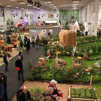 Mednarodni sejem za kmetijstvo, prehrano in vrtnarstvo Zeleni  teden, ki ga pripravljajo že od leta 1926,   vsako leto našteje več kot  400.000 obiskovalcev. Foto: Anagoria/Wikipedia