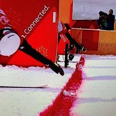 Fotografije ciljne črte, ki so se pojavile v javnosti, naj bi dokazovale zmago Žana Koširja, vendar so v OKS pojasnili, da  TV-kamera na cilju snema pod drugačnim kotom, kot je nameščena merilna naprava.