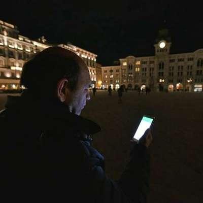 Tudi na Velikem trgu danes ugasnjene luči