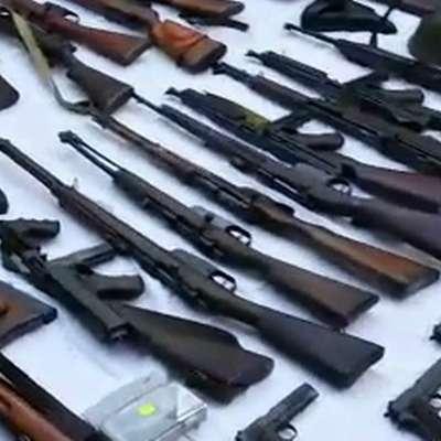 Hrvati v desetih letih vrnili za brigado orožja in streliva