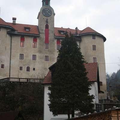 Mestni muzej Idrija Foto: Saša Dragoš