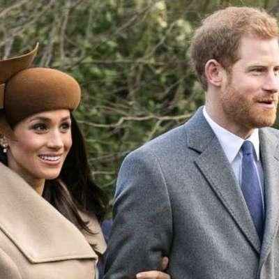 Princ je rojstvo prvorojenca označil za najčudovitejšo izkušnjo, kar  si jih je mogoče zamisliti. Ime morata še izbrati, je še povedal  novinarjem. Foto: Mark Jones