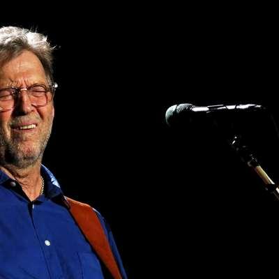 Eric Clapton se vrača  v dunajsko Stadhtalle, kjer je  nazadnje  nastopil pred petimi leti. Foto: Andraž Gombač