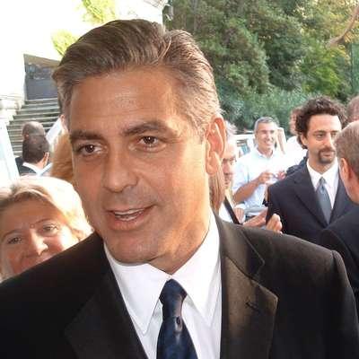 George Clooney Foto: Andraž Gombač