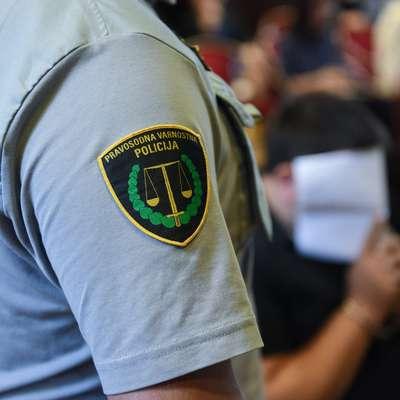Uprava za izvrševanje kazenskih sankcij išče kandidate za nove pravosodne policiste