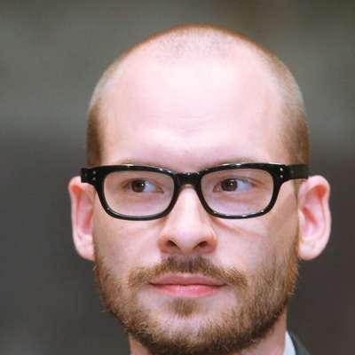 Matej T. Vatovec, vodja poslanske skupine Levica  Foto: Daniel Novakovic