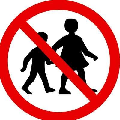 Nemška restavracija prepovedala vstop otrokom