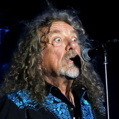 Veliki rock vokalist Robert Plant praznuje 70 let