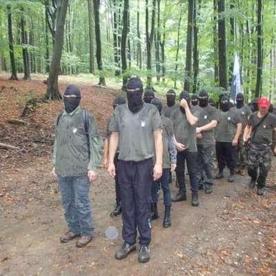 Štajerska varda naj bi štela nekaj sto pripadnikov. Foto: facebook
