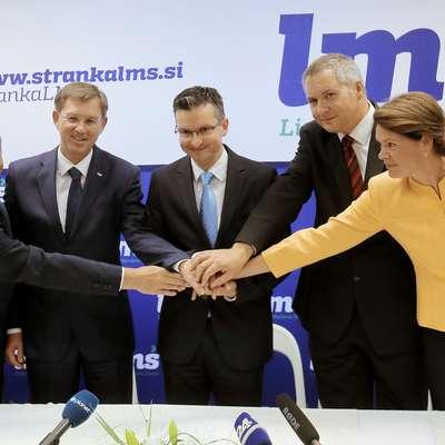 V koalicijskih strankah ob današnjem glasovanju o vladi ne  pričakujejo presenečenj.  Foto: STA