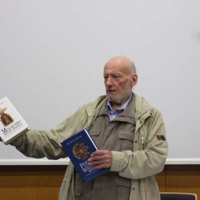 Ethnologist Zmago Šmitek died. Photo: Claudia Figel