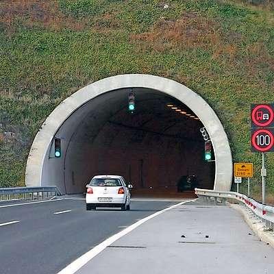 Cesta je zdaj spet odprta. Foto: Danijel Cek