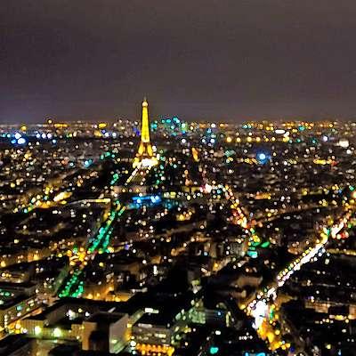 Pariz Foto: Andrej Guštin