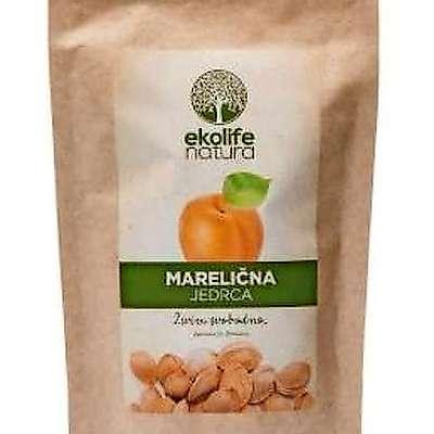 Podjetje Ekolife natura je iz prodaje odpoklicalo izdelek  Ekološka marelična jedrca.