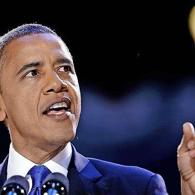 Nekdanji ameriški predsednik Barack Obama je v petek na  univerzi Illinois z govorom vstopil v kongresno volilno kampanjo  in pozval študente, naj se udeležijo novembrskih volitev, ki so  najpomembnejše doslej.