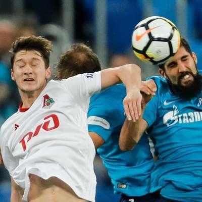 Miha Mevlja (desno) si je z Zenitom že zagotovil napredovanje v izločilne boje evropske lige.