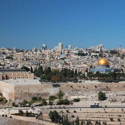 Protesti proti odločitvi ZDA glede Jeruzalema