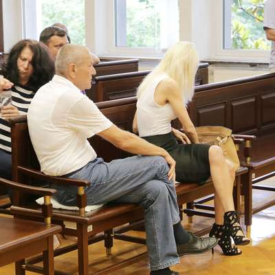 Vasić preveč bolan za sodišče