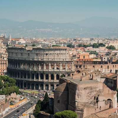 Italijanske varnostne sile so okrepile boj proti mafijskim organizacijam v prestolnici.