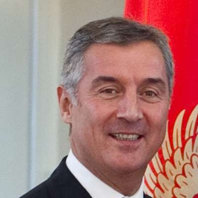 Predsednik Demokratske stranke socialistov (DPS) Milo Đukanović Foto: Vir: Wikipedia/Stanko Gruden