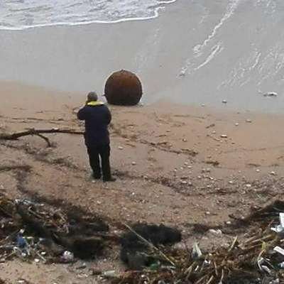 Na znano dubrovniško plažo naplavilo bombo iz druge svetovne vojne