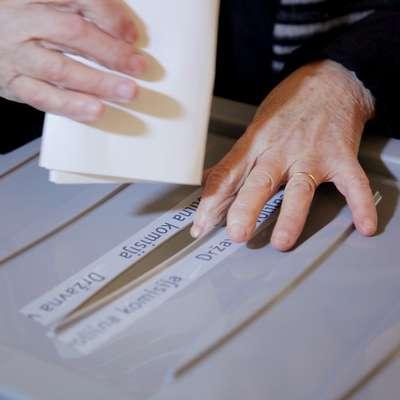 Volitve za evropski parlament bodo 26. maja. Foto: STA