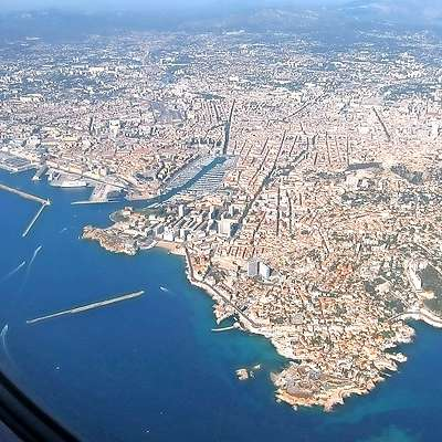 Marseille Foto: Vir: Wikipedia