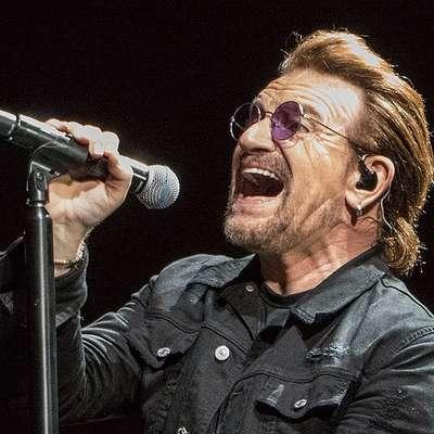 Bono Foto: Wikipedia/Daniel Hazard