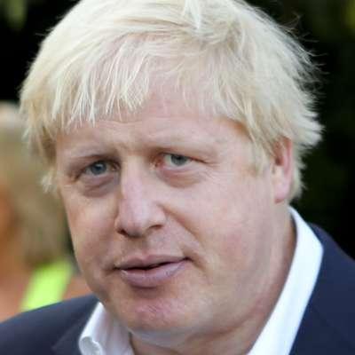 Boris Johnson Foto: Wikipedia