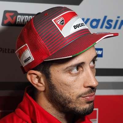 Italijan Andrea Dovizioso (Ducati) je zmagovalec dirke svetovnega  motociklističnega prvenstva za VN San Marina v Misanu. Foto: Vir: Wikipedia