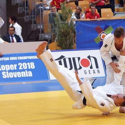 Poseben častni gost na koprskem evropskem prvenstvu v judu