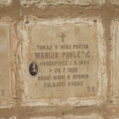 Poslanec Matjaž Nemec se zavzema za     ohranjanje in vzdrževanje  spominskih plošč našim rojakom in rojakinjam, pokopanih na  pokopališčih Kaira in Aleksandrije.