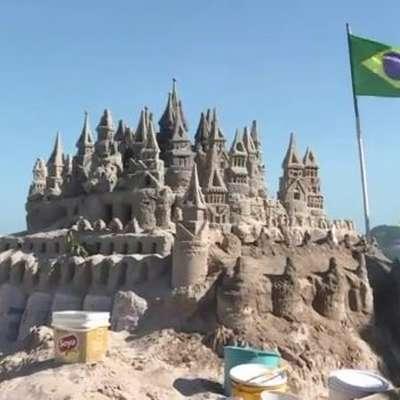 Kralj peščenega gradu