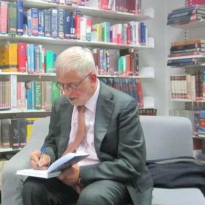 Peter Čeferin Foto: Lea Kalc Furlanič