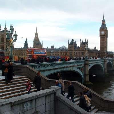 London Foto: Andraž Gombač