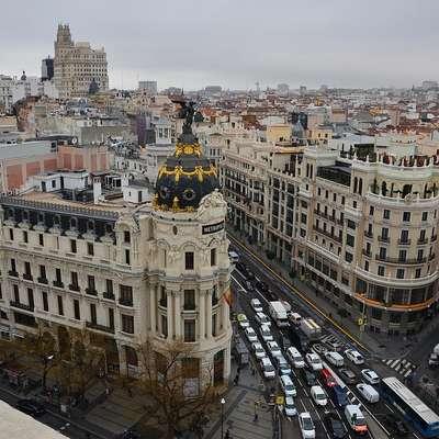 Madrid Foto: Pixabay.Com