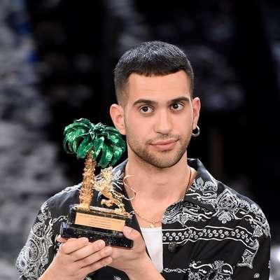 """Mahmood je zmagal z """"maroškim popom"""" v skladbi Soldi. Foto: Alberto Terenghi/fotostore"""