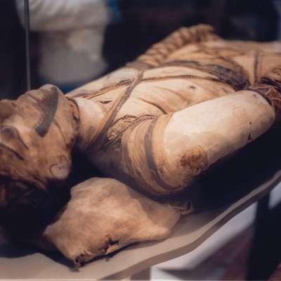 Egipčani so balzamirali mumije še pred časom faraonov